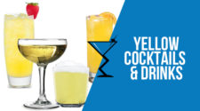 Yellow Cocktails & Drinks