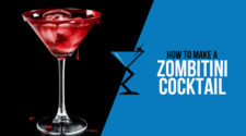 Zombitini Cocktail