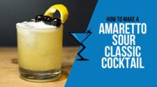 Amaretto Sour Classic