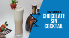 Chocolate Sin Cocktail