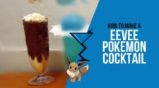 Eevee Pokemon Cocktail
