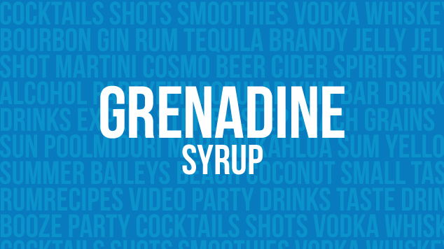 Grenadine Syrup  Grenadine Syrup Shots grenadine syrup