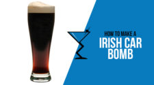 Irish Car Bomb Shot  Russian Roulette irish car bomb