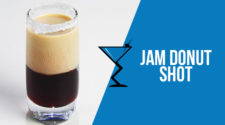 Jam Donut Shot Recipe