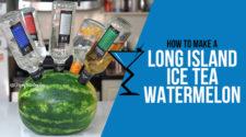 Long Island Iced Tea infused Watermelon