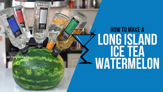 Melon Long Island Iced Tea
