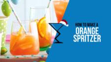 Orange spritzer