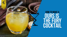 Ours is the Fury Cocktail