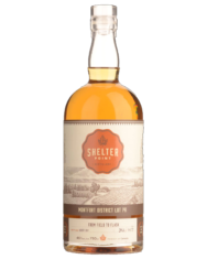 Shelter Point Montfort Lot 141 Single Grain Whisky