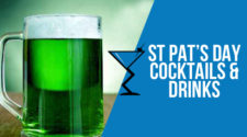 St Patrick's Day Cocktails & Drinks
