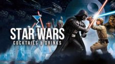 Star Wars Cocktails & Drinks Black and White Black and White star wars