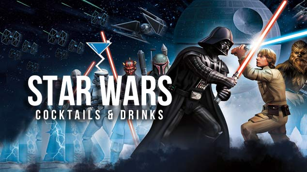Star Wars Cocktails & Drinks