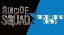 Suicide Squad Drinks & Cocktails