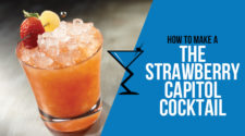 The Strawberry Capitol Cocktail