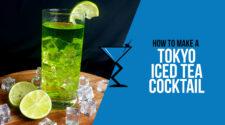 Tokyo Ice Tea