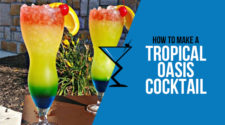 Tropical Oasis Cocktail