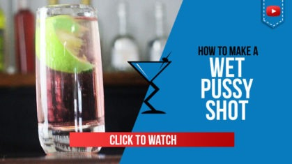 Wet Pussy Shot Recipe
