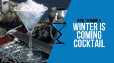 Winter is coming cocktail