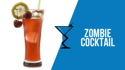 zombie-cocktail | Cocktails & Drink Recipes | Drink Lab